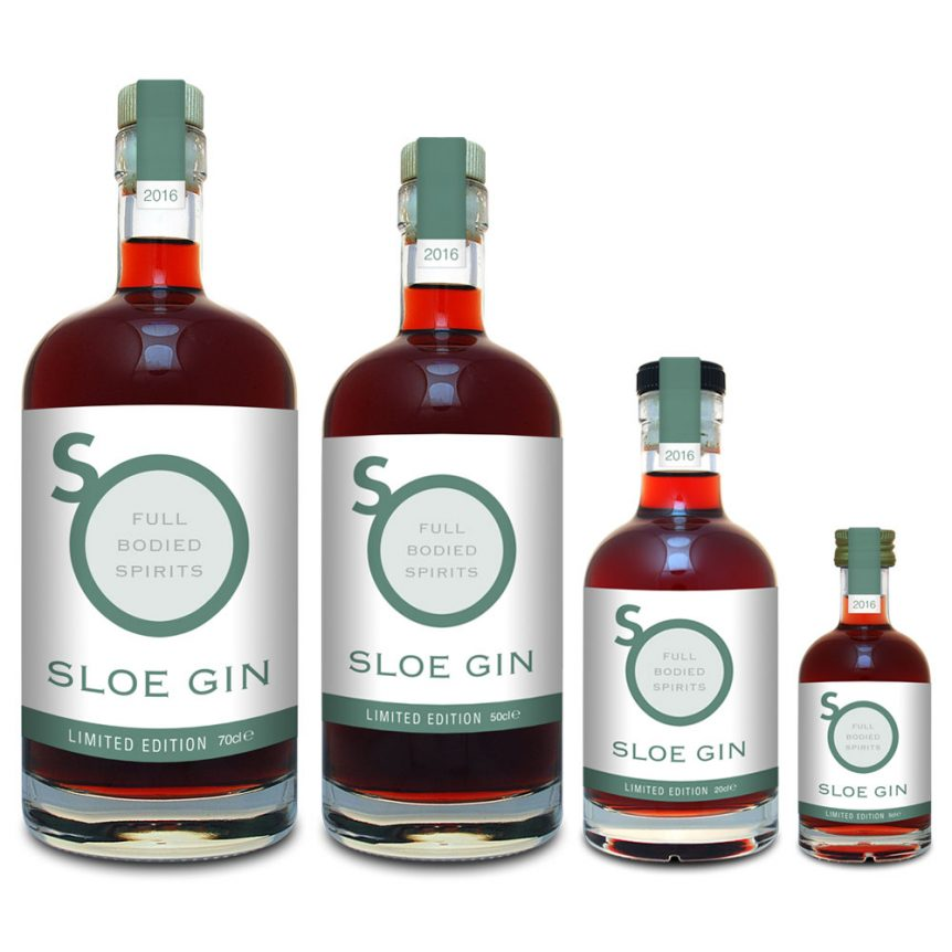 sloe gin so drinks spirits