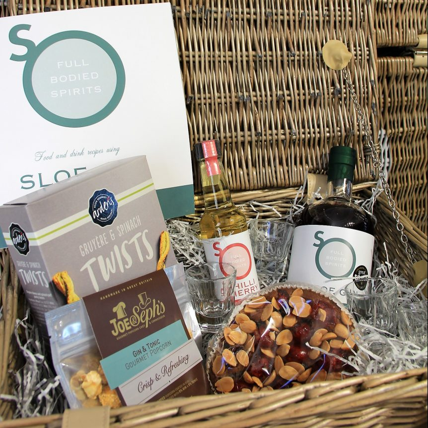Sloe Gin Luxury Hamper